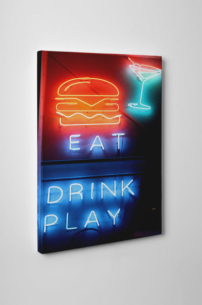 Eat, Drink, Play