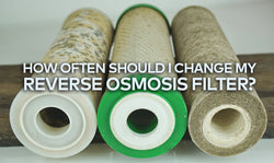 How Often Should I Change My Reverse Osmosis Filter?