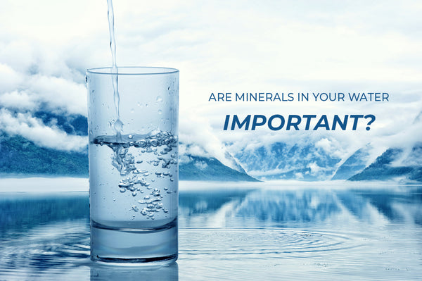 Are Minerals in Your Water Important?