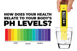 How Does Your Health Relate to Your Body's pH Levels?