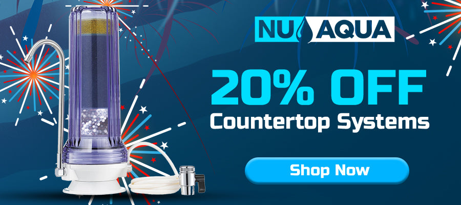 20% off Countertop Systems- Click here to shop!