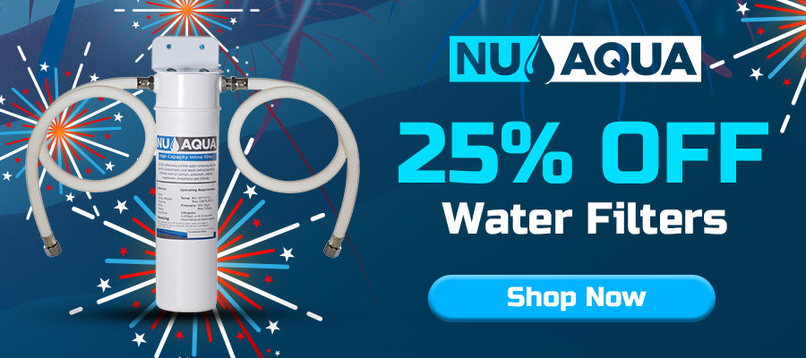 25% off Water Filters- Click here to shop!