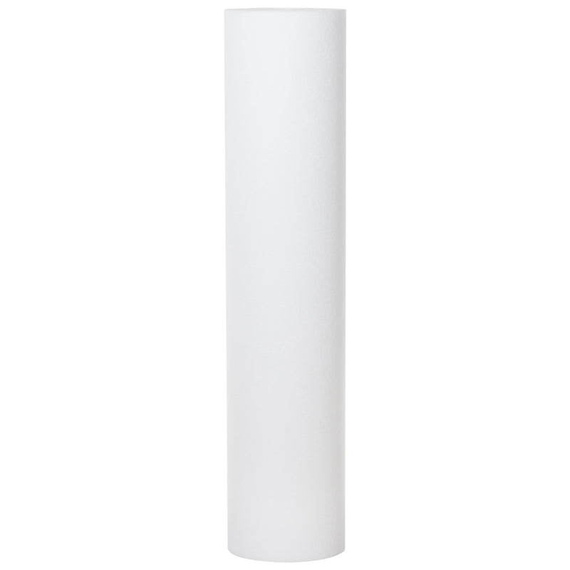 "NU Aqua 4.5"" x 20"" 5 Micron Whole House Sediment Filter"