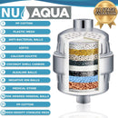NU Aqua 12 Stage Shower Filter Replacement Cartridge