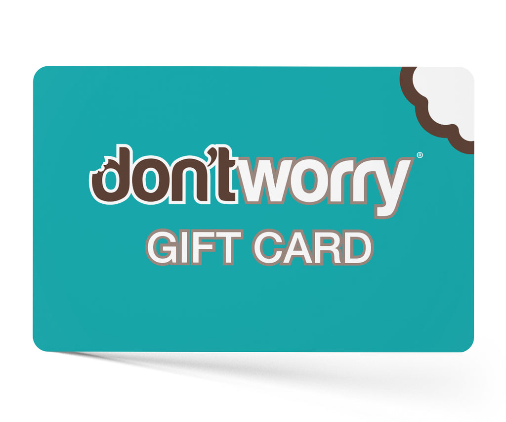 Gift Card Don't Worry