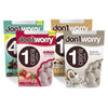 Merengue Don't Worry con solo 1 cal Fresa Pulpa 44g