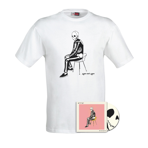 Me You They We T-Shirt + CD Bundle