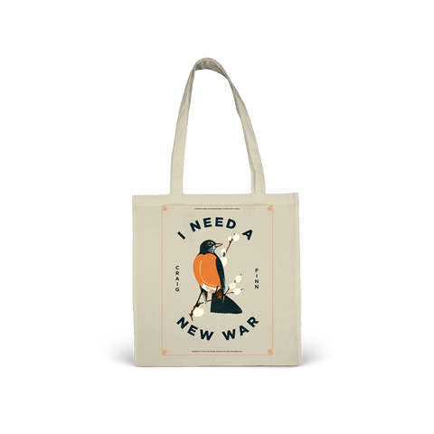 Tote + Digital Album