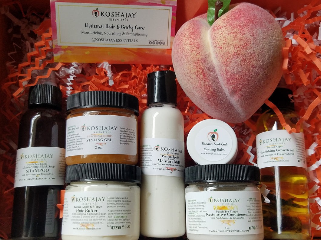 ✈Koshajay Travels Bundle ( 6 products, 2 oz each) $ 20.00