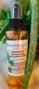 🌺Moisturizing Anti-Bacterial Hand Sanitizer Spray or Gel
