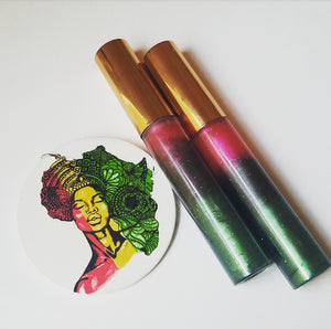💋 Quenched Lip Gloss Moisturizer ( Culture )