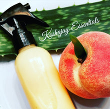 Load image into Gallery viewer, 🍑🌿 Persian Apple & Aloe Leave-In Curl Refresher  2 oz.