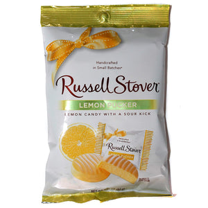 🍋 Russell Stover Lemon Pucker - Lemon Candy
