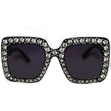 "Load image into Gallery viewer, ""Girls Best Friend"" Shades in Black"