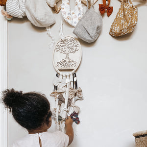 Bow Holder // Rooted Baby Bow Holder -  - The Rooted Baby Co.