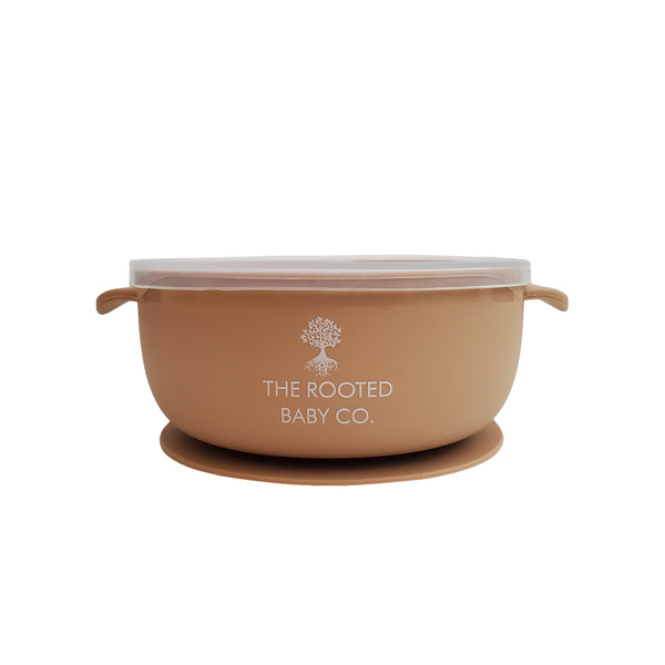 Silicone Bowl // Labadi Beach - The Rooted Baby Co.