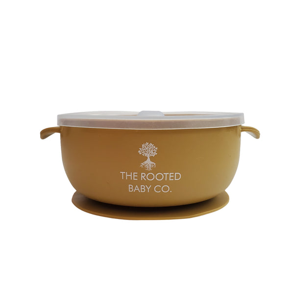 Silicone Bowl // Kumasi - The Rooted Baby Co.