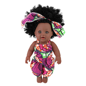Afua (Friday) Ashanti Doll - The Rooted Baby Co.