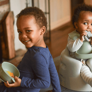 Silicone Bowl // Akosombo - Silicone Bowl - The Rooted Baby Co.