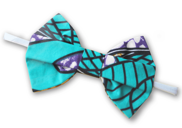 Bisa - Hair Bow - The Rooted Baby Co.