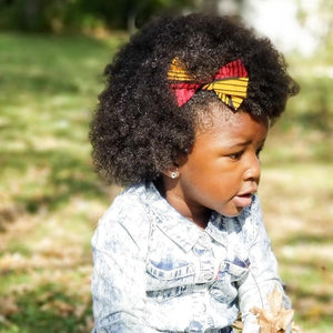 Mandisa - Bow - The Rooted Baby Co.