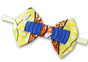 Oni - Hair Bow - The Rooted Baby Co.