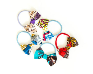 Tendai - Hair Bow - The Rooted Baby Co.