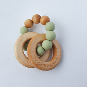 Fall Collection // Rooted Rattle - Teether - The Rooted Baby Co.