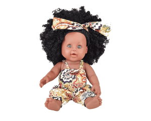 Yaa (Thursday) Ashanti Doll - The Rooted Baby Co.