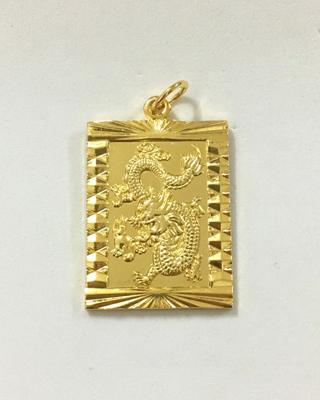 2020 Fashion Gold Color Necklace Pendant Man fashion Dragon Chain Hiphop fine Jewelry Rock style for women men wholesale trendy