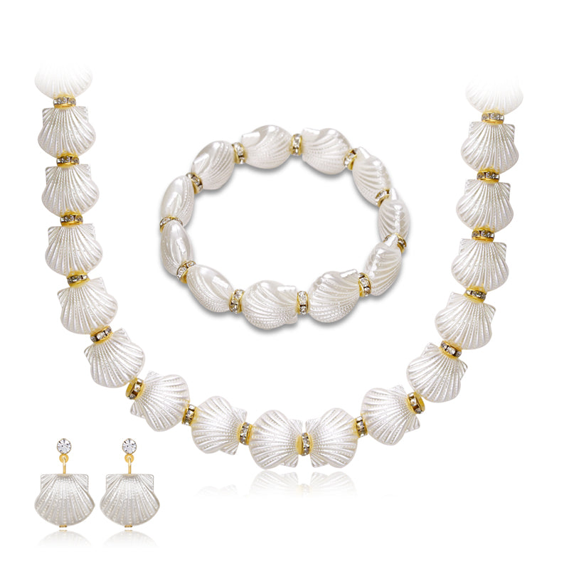 2020 Limited Jewelry Sets African Beads Jewelry Set New High Imitation Necklace Fashion african beads jewelry set