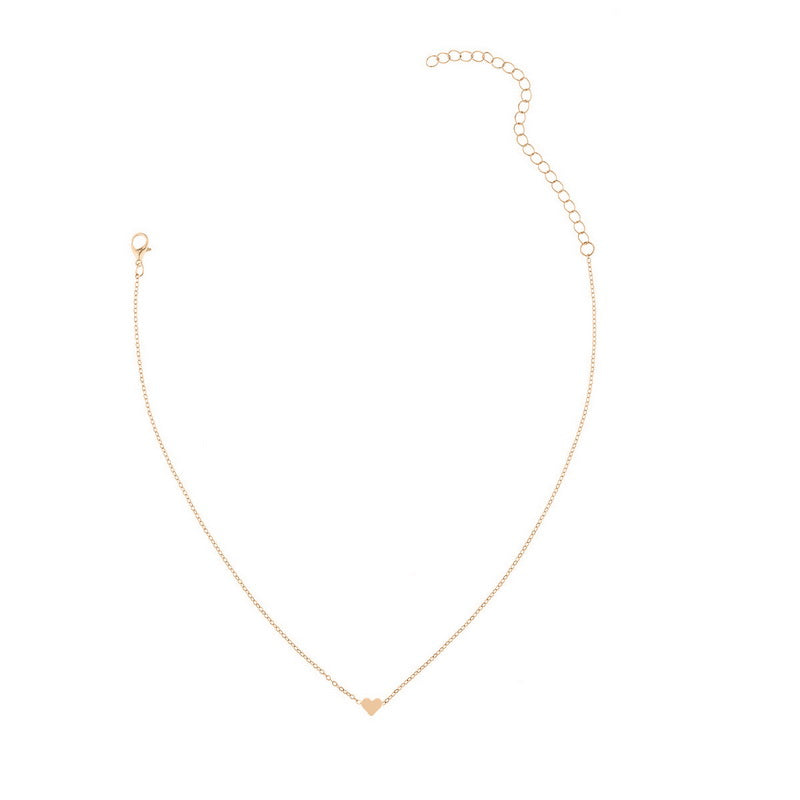 Bohemia Gold Silver Plated Necklace Long Chain Pendant Crystal Chocker Necklaces For Women Collana Bijoux Fashion Beach Jewelry