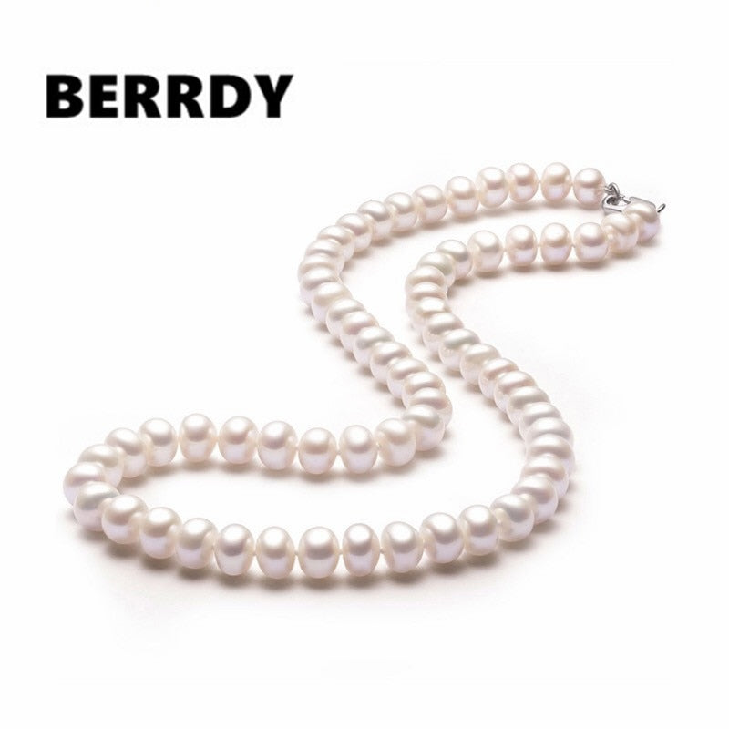 x280 Fashion Jewelry Beaded Imitation Pearl Necklaces For Women Gold Color Charm Choker Necklaces Statement Wedding Jewelry Gift