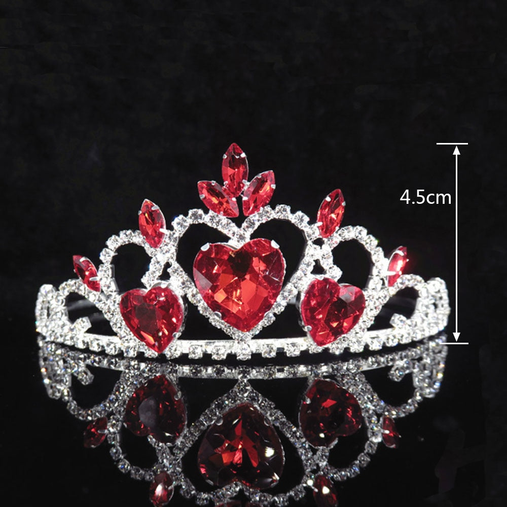 AINAMEISI 2018 Tiaras and Crowns Hair Band Women Wedding Crown Bride Accessories Jewelry Headband Hoop Tiara For Lovely Girls