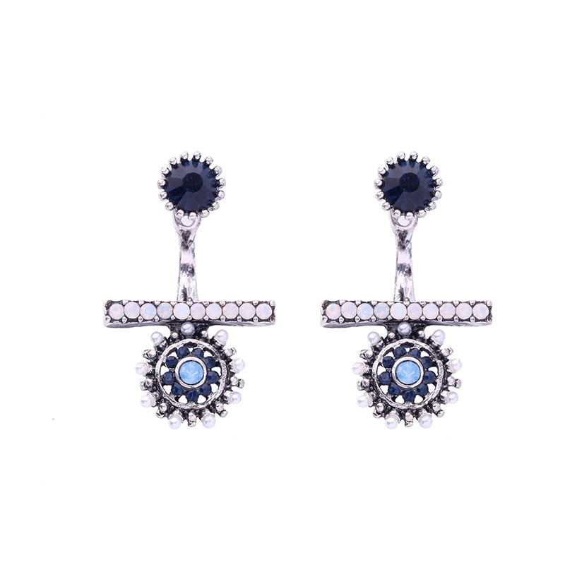Different Style Fashion Drop Earrings 2018 For Women Vintage Pending Earrings Imitation Jewelry Online Shopping India