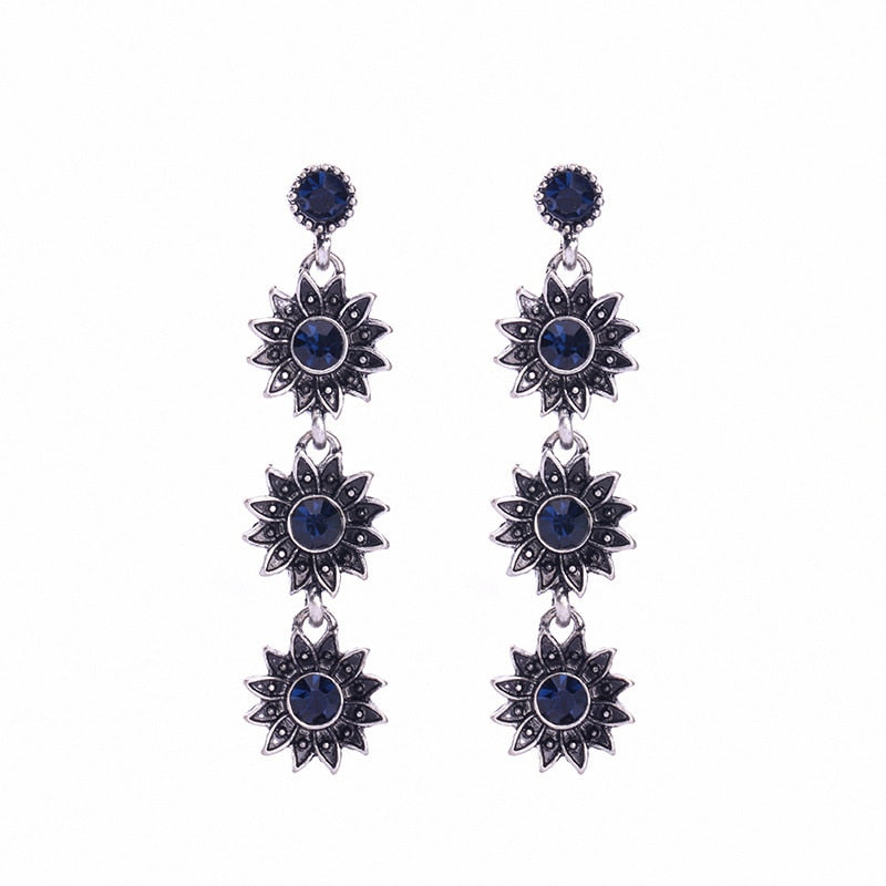 Different Style Fashion Drop Earrings 2020 For Women Vintage Pending Earrings Imitation Jewelry Online Shopping India