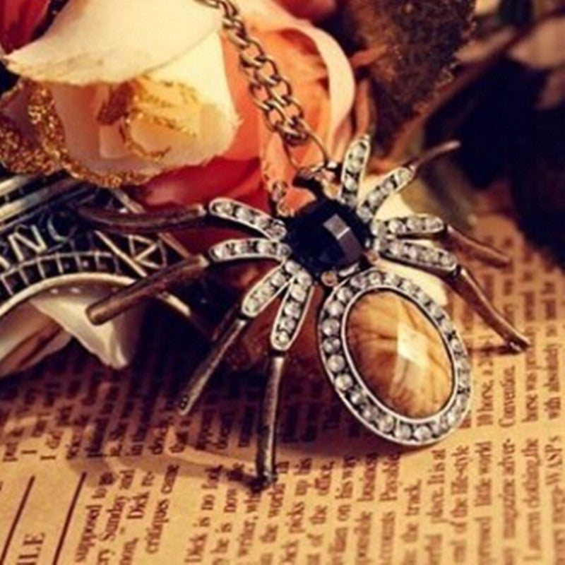 H1 The New Fashion Owl Pendant Necklaces For Women Vintage Necklaces Cat Butterfly Tortoise Exquisite Fashion Jewelry Wholesale