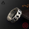 S925 Sterling Sliver Vntage Fashion Ring for Men Women Hot Sale Fine Jewelry Gift