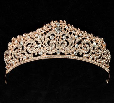 Wedding Tiara Crown Queen women Bridal hair accessories Headpiece Hair Jewelry Bride Accessories headband
