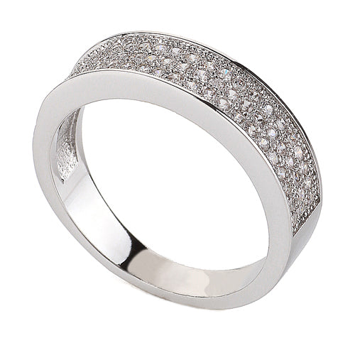 Wholesale Engagement Rings With Austria Crystal Stellux Top Quality