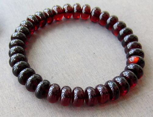New Amber Bracelets Natural Baltic Abacus Beads Wine Red Unique Gorgeous Luxurious Gift Genuine Amber Jewelry Wholesale