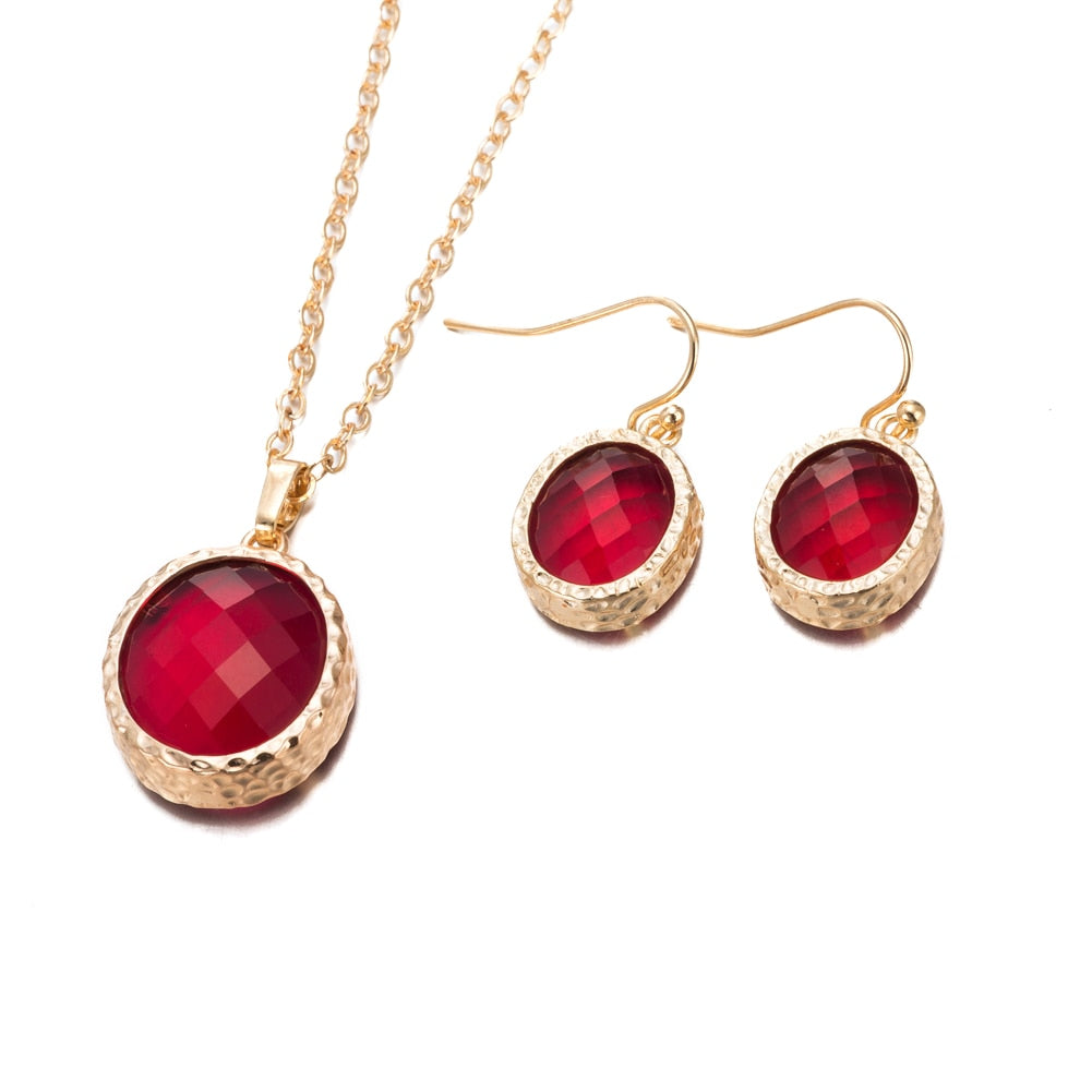 dubai lot bijoux en gros rojos glass for online shopping sieraden i love you to the moon and back spiritu Dahu Rico jewelry sets