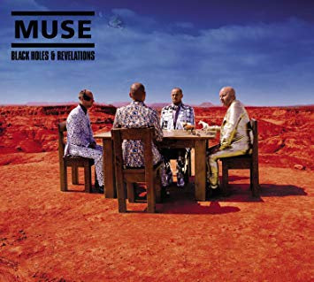 NEW - Muse, Black Holes and Revelations