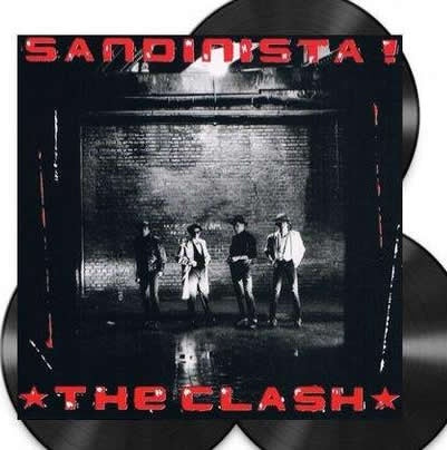 NEW - Clash (The), Sandinista! 3LP