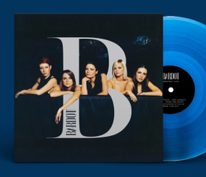 NEW - Bardot, Greatest Hits (Blue) LP Limited Edition
