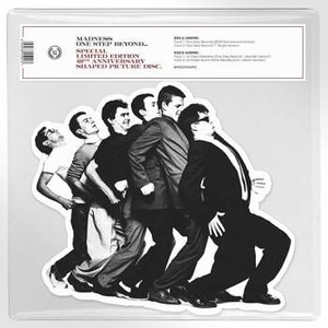 NEW - Madness, One Step Beyond Pic Disc