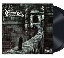 *NEW - Cypress Hill, III (Temple of Boom) 2LP
