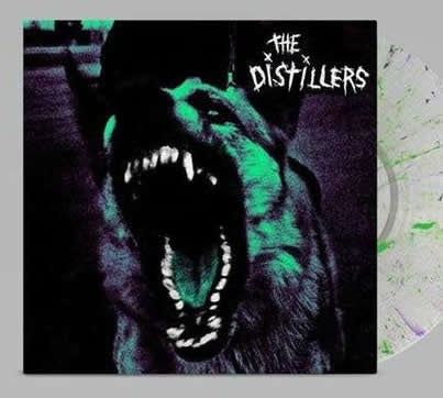 NEW - Distillers (The), Distillers 20th Anniversary Ed Coloured LP