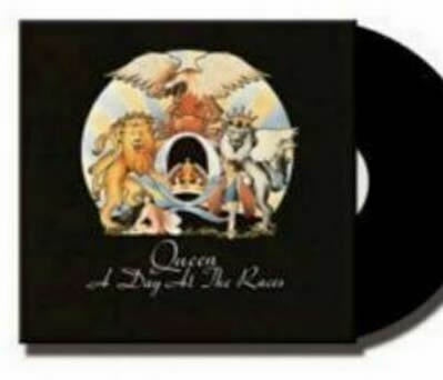 NEW - Queen, A Day At The Races LP