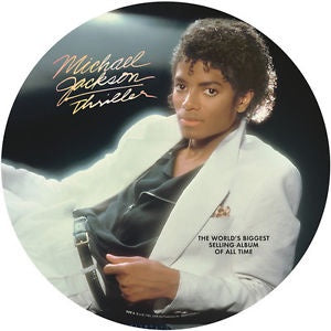 NEW - Michael Jackson, Thriller Picture Disc